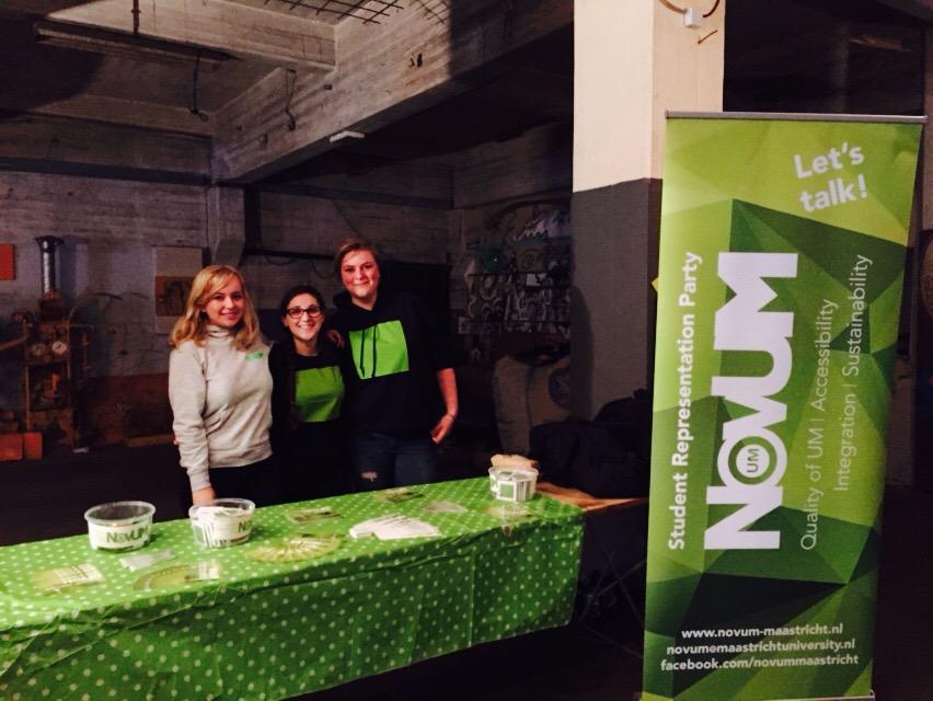 NovUM goes WE Festival!