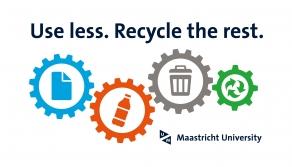 Waste separation at UM